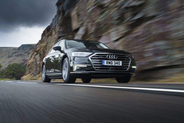 2020 Audi A8 L 60 TFSI e quattro - UK version 590489