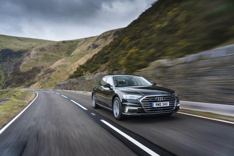 2020 Audi A8 L 60 TFSI e quattro - UK version 590492