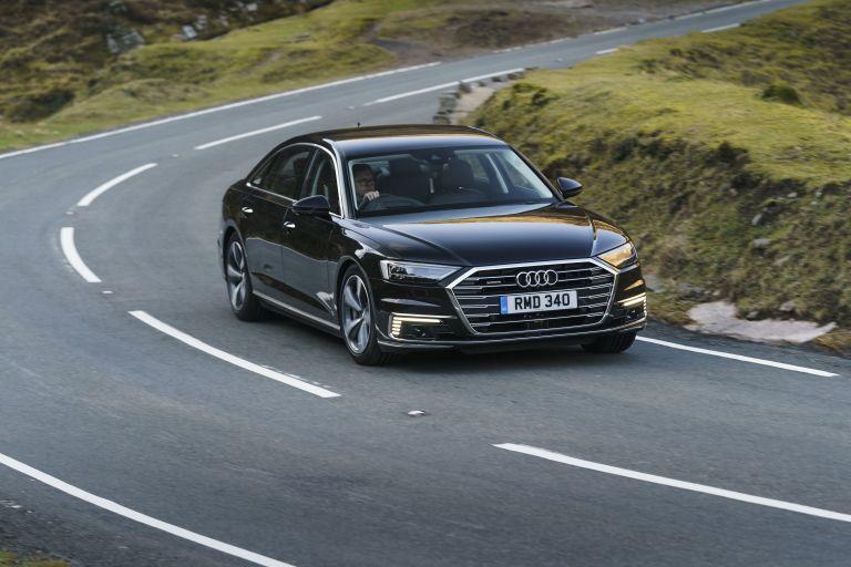 2020 Audi A8 L 60 TFSI e quattro - UK version 590501