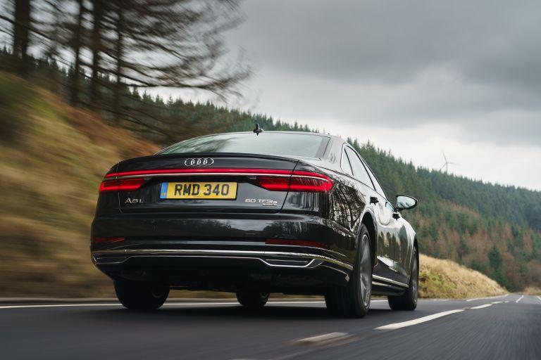 2020 Audi A8 L 60 TFSI e quattro - UK version 590502