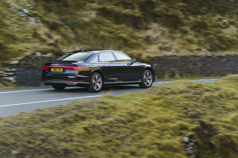 2020 Audi A8 L 60 TFSI e quattro - UK version 590512