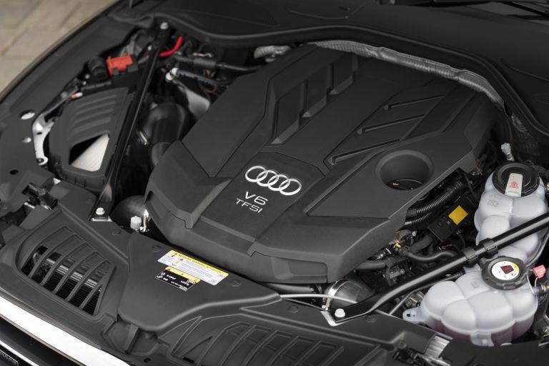 2020 Audi A8 L 60 TFSI e quattro - UK version 590563