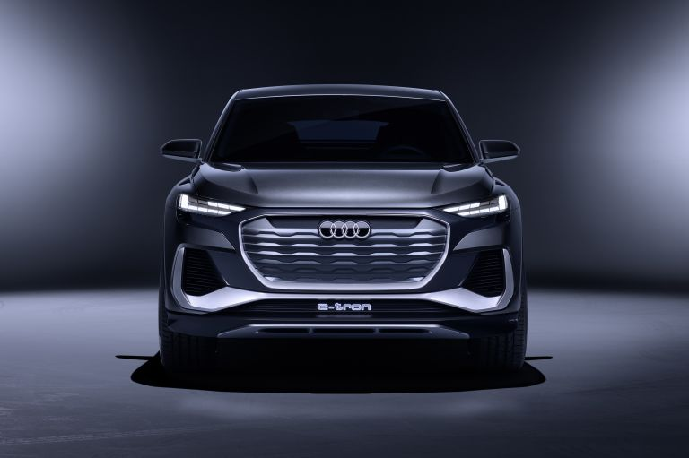 2020 Audi Q4 Sportback e-tron concept 590667