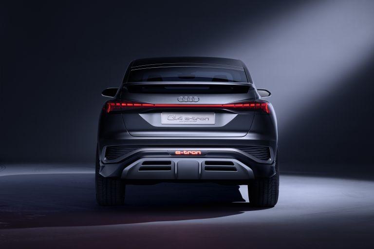 2020 Audi Q4 Sportback e-tron concept 590669