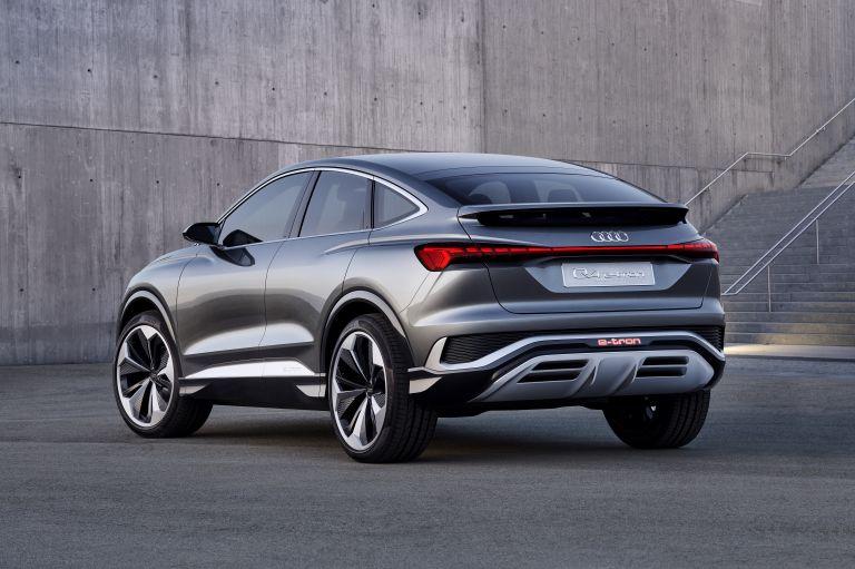 2020 Audi Q4 Sportback e-tron concept 590677