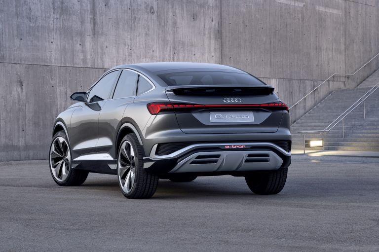 2020 Audi Q4 Sportback e-tron concept 590678