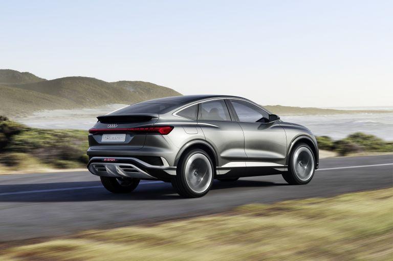 2020 Audi Q4 Sportback e-tron concept 590691