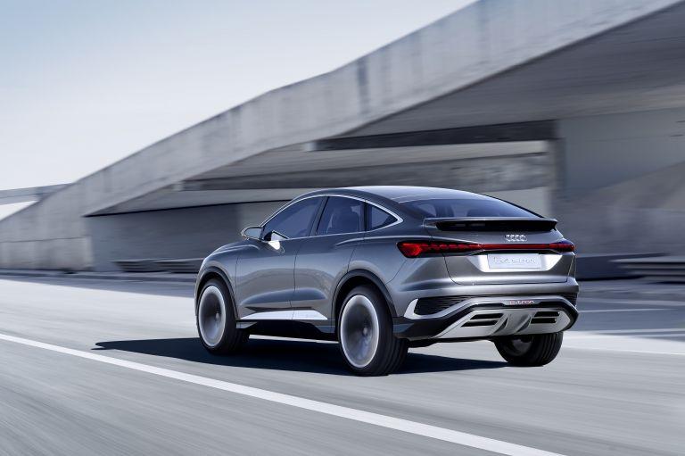 2020 Audi Q4 Sportback e-tron concept 590693