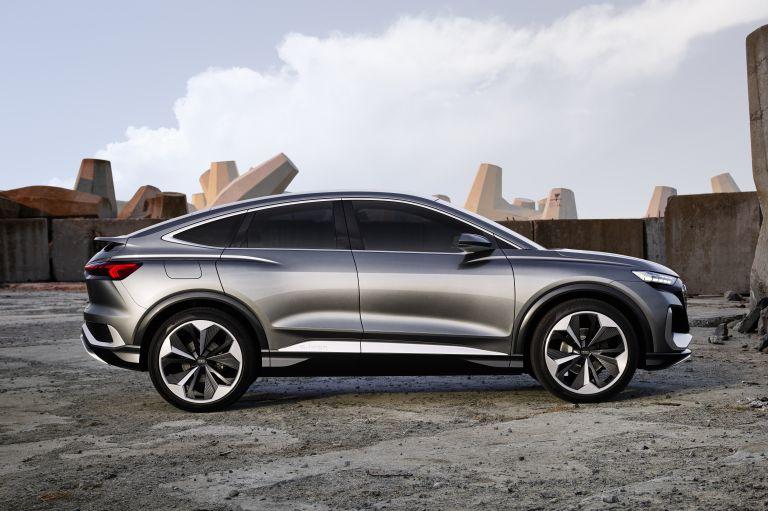 2020 Audi Q4 Sportback e-tron concept 590697