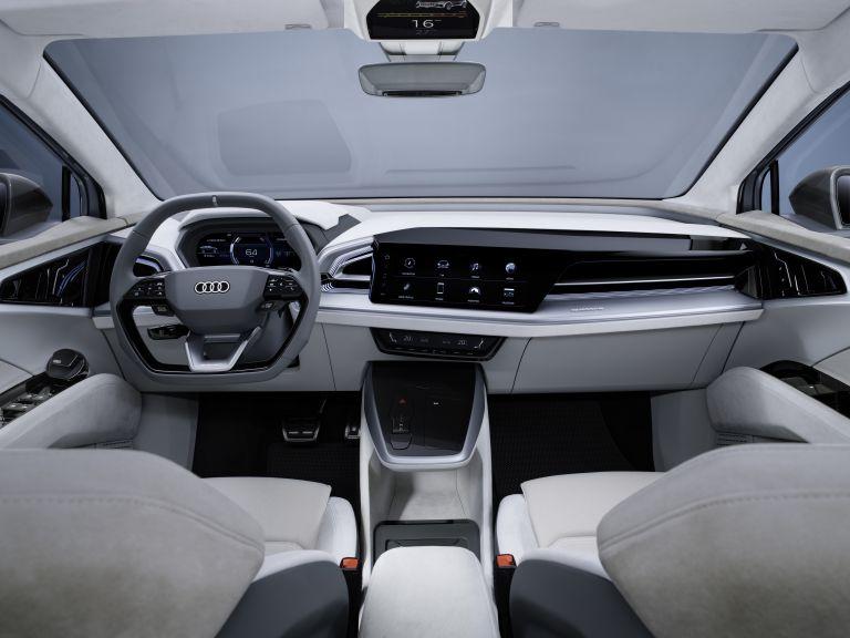 2020 Audi Q4 Sportback e-tron concept 590699
