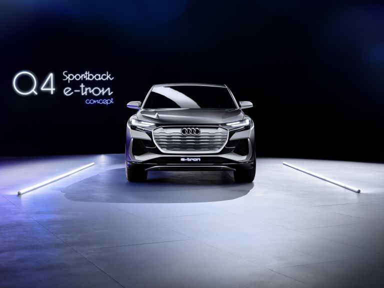 2020 Audi Q4 Sportback e-tron concept 590701