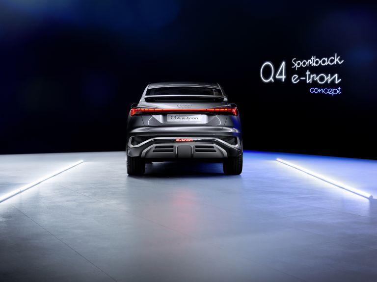 2020 Audi Q4 Sportback e-tron concept 590702