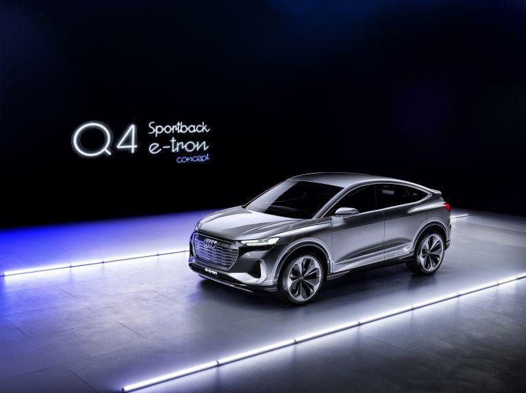 2020 Audi Q4 Sportback e-tron concept 590703
