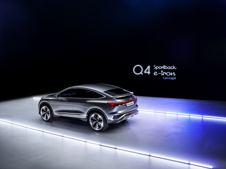 2020 Audi Q4 Sportback e-tron concept 590712