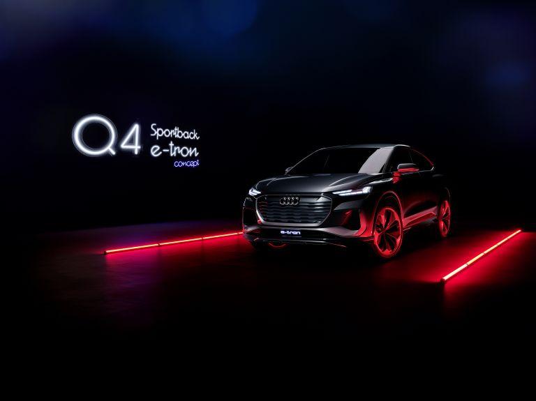 2020 Audi Q4 Sportback e-tron concept 590713