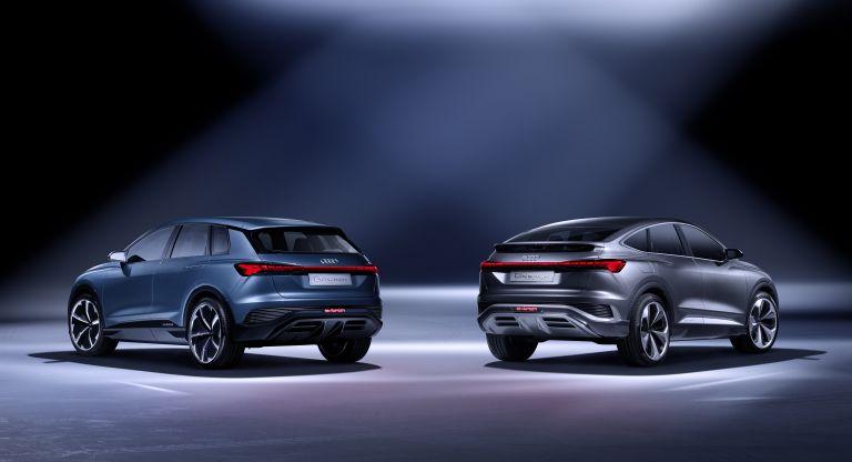 2020 Audi Q4 Sportback e-tron concept 590717