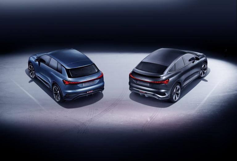 2020 Audi Q4 Sportback e-tron concept 590719