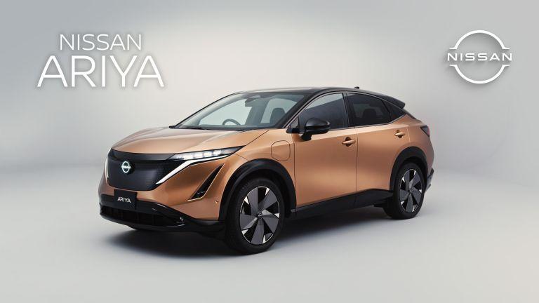 2021 Nissan Ariya 591716