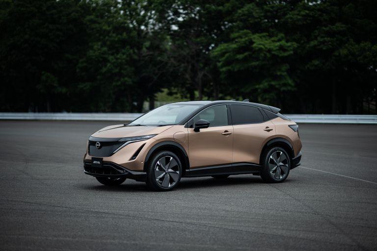 2021 Nissan Ariya 591722