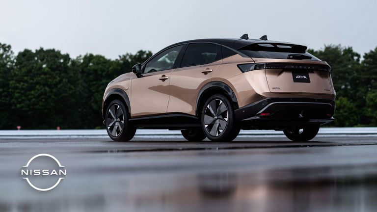 2021 Nissan Ariya 591729