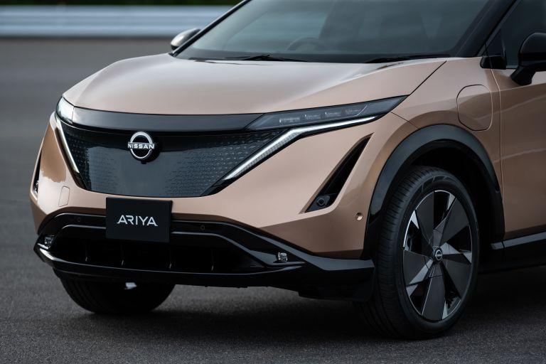2021 Nissan Ariya 591736