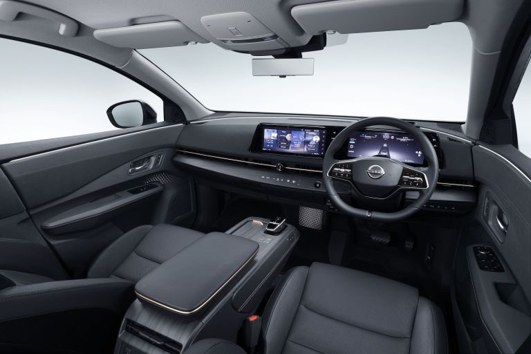 2021 Nissan Ariya 591750