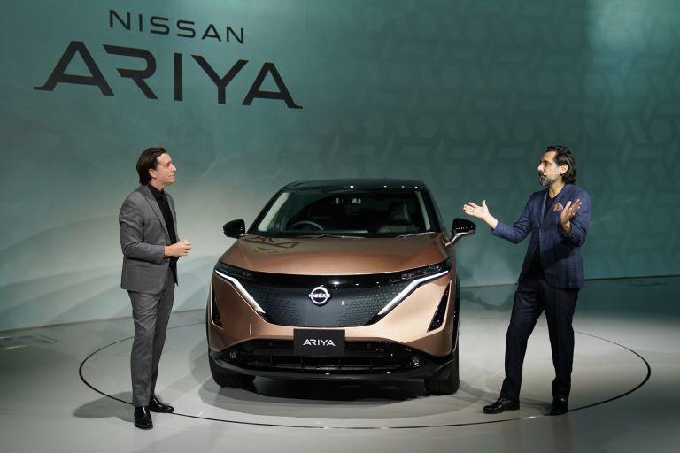 2021 Nissan Ariya 591764