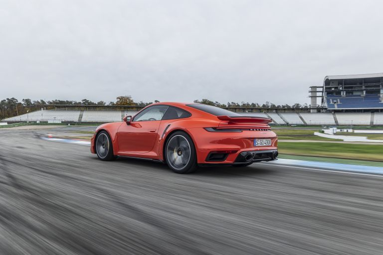 2020 Porsche 911 ( 992 ) Turbo 608293
