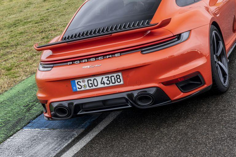 2020 Porsche 911 ( 992 ) Turbo 608325