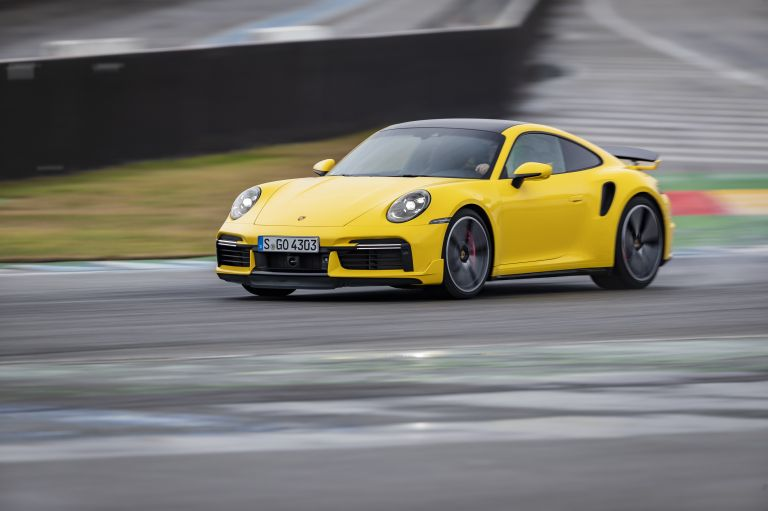 2020 Porsche 911 ( 992 ) Turbo 608348