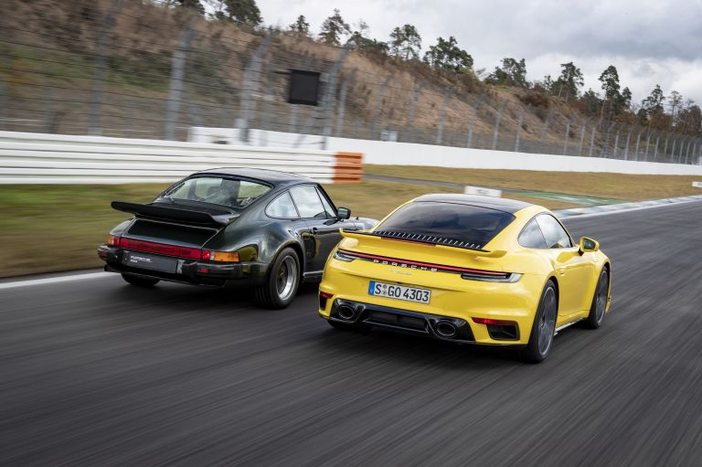 2020 Porsche 911 ( 992 ) Turbo 608400