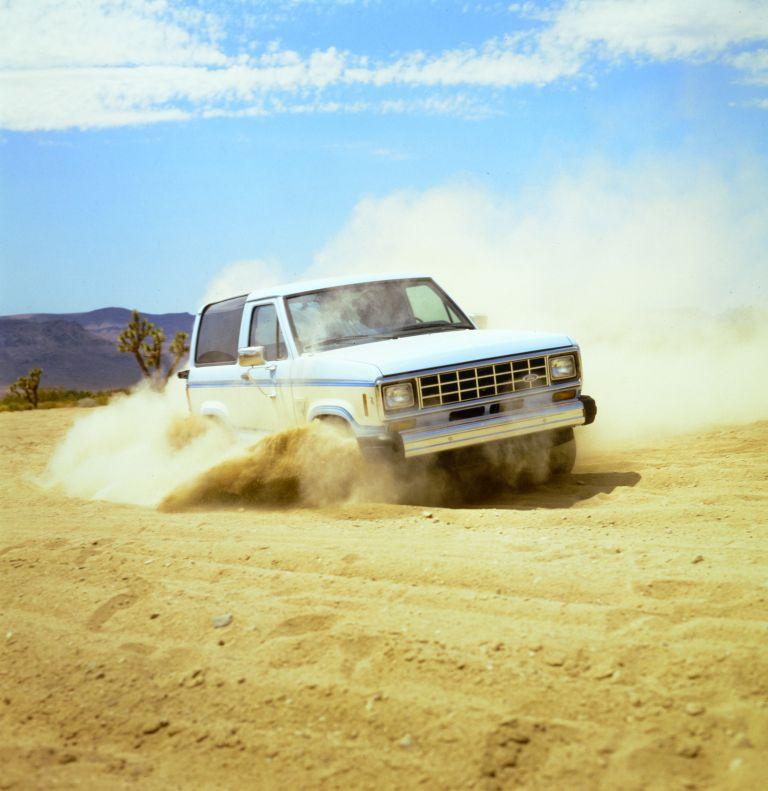 1985 Ford Bronco II 592545