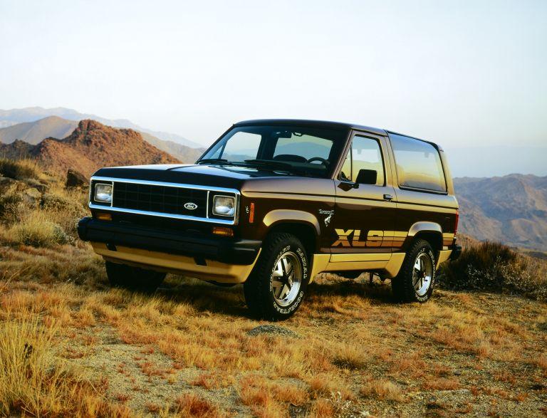 1985 Ford Bronco II 592547