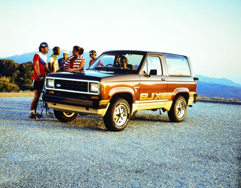 1985 Ford Bronco II 592548