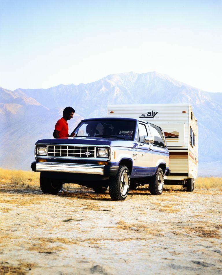 1985 Ford Bronco II 592549