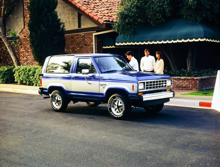 1985 Ford Bronco II 592550