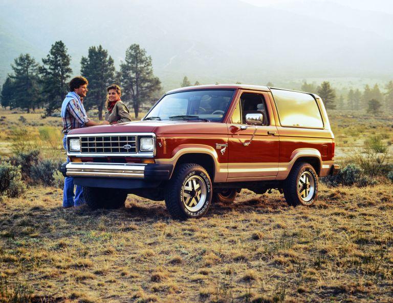 1985 Ford Bronco II 592552