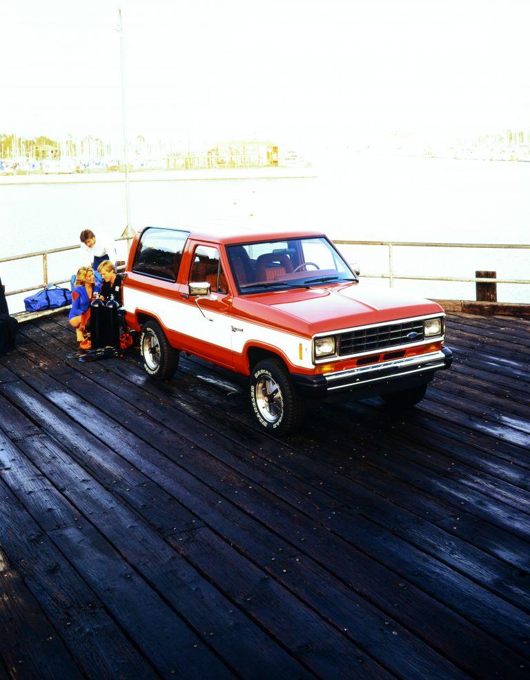 1985 Ford Bronco II 592555