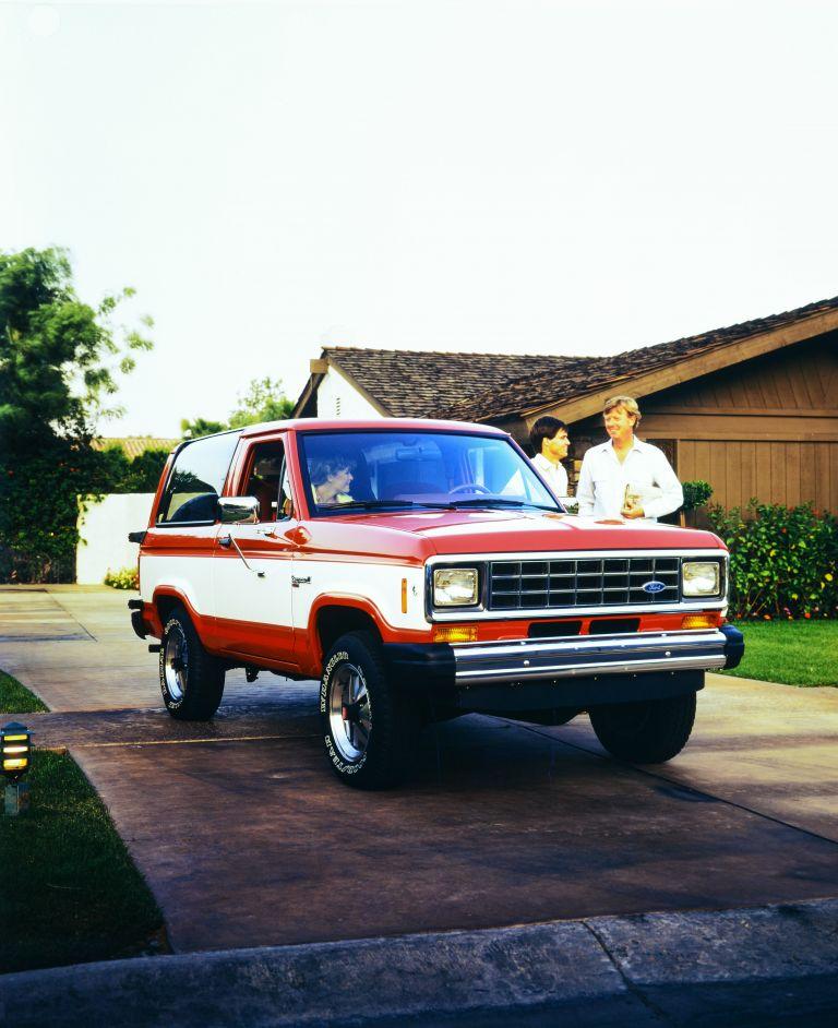 1985 Ford Bronco II 592556