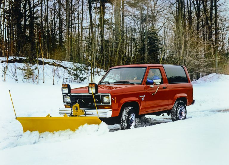 1985 Ford Bronco II 592558