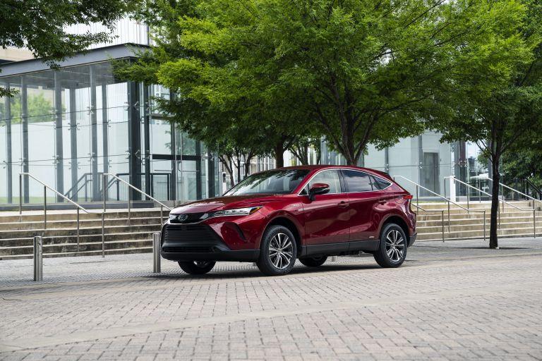 2021 Toyota Venza LE 593017