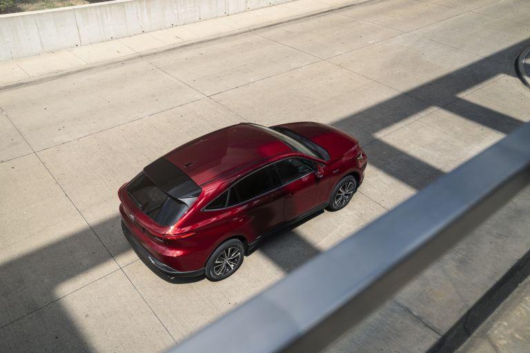 2021 Toyota Venza LE 593022