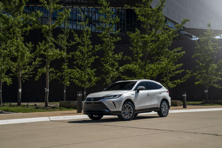 2021 Toyota Venza XLE 593035