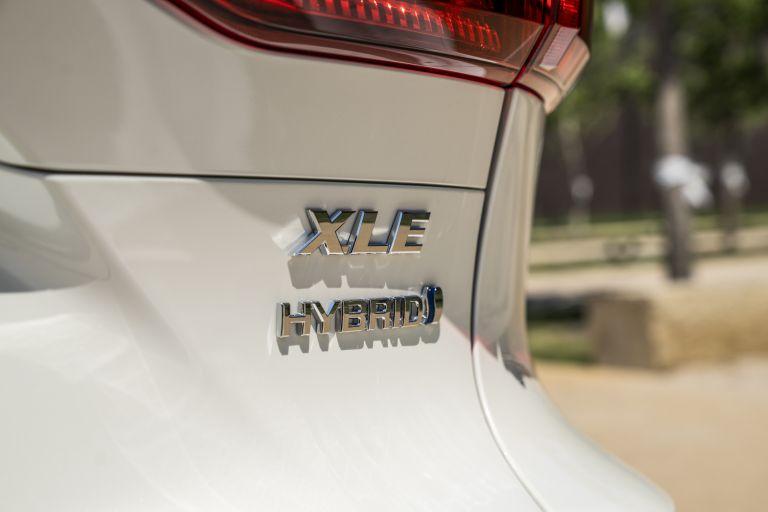 2021 Toyota Venza XLE 593049