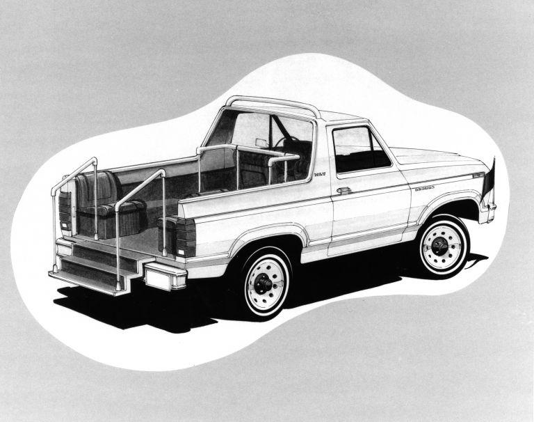 1979 Ford Bronco Ranger XLT 593696