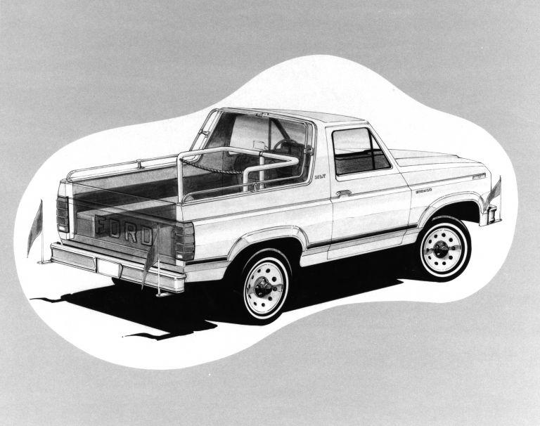 1979 Ford Bronco Ranger XLT 593697