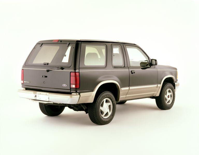 1990 Ford Bronco II 593735