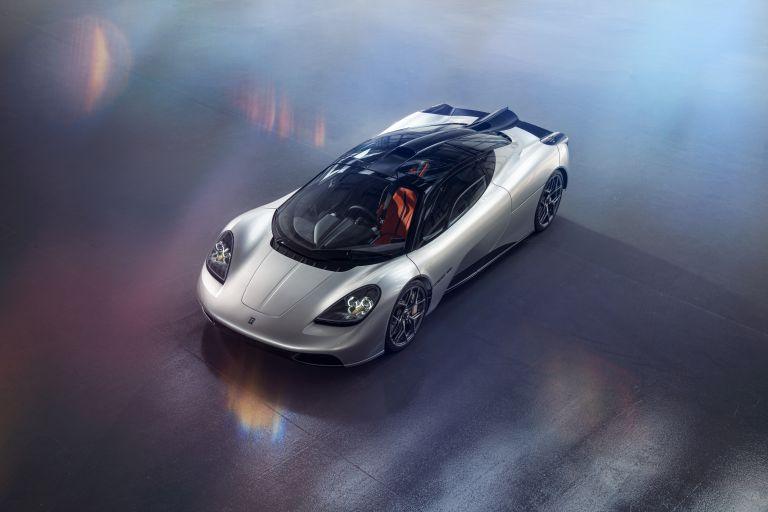 2022 Gordon Murray Automotive T.50 593858