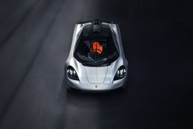 2022 Gordon Murray Automotive T.50 593861