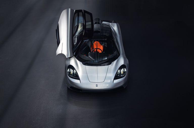 2022 Gordon Murray Automotive T.50 593862